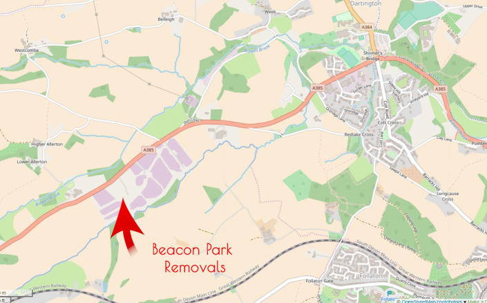 Finding Beacon Park Removals